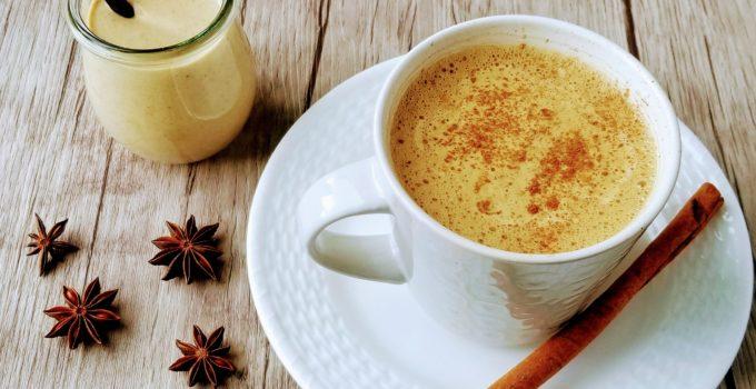 Paleo Pumpkin Spice Latte (Dairy Free)