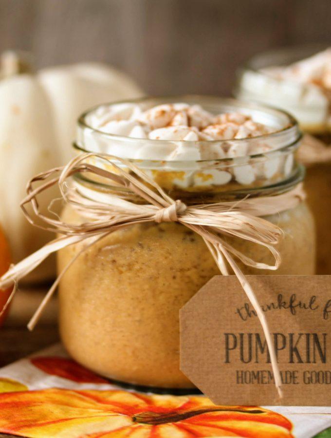 Paleo Pumpkin Pie Custard (grain free, dairy free, refined sugar free)